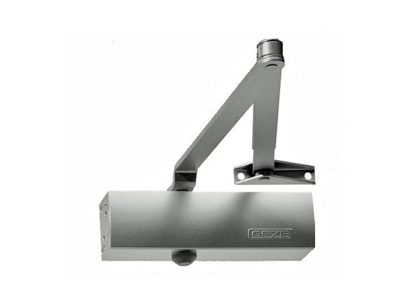 Доводчик дверной Geze TS-1500 EN 3/4 (логтевая тяга без фиксации)