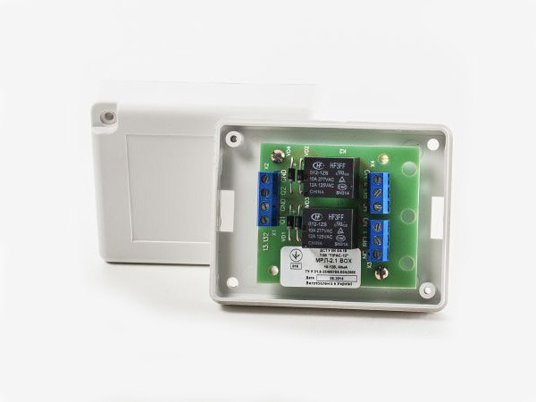 Модуль релейных линий МРЛ-2.1 BOX