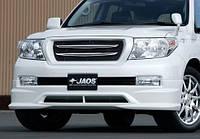 Спойлер переднего бампера JAOS Toyota Land Cruiser 200 -12 B020048