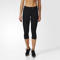 Укороченные леггинсы женские для бега adidas by Stella McCartney Run 3/4 AX7140