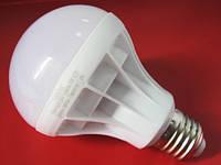 Лампа светодиодная LED BULB 5W E27 холодный свет