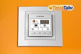 Терморегулятор terneo pro unic (программируемый) (white)