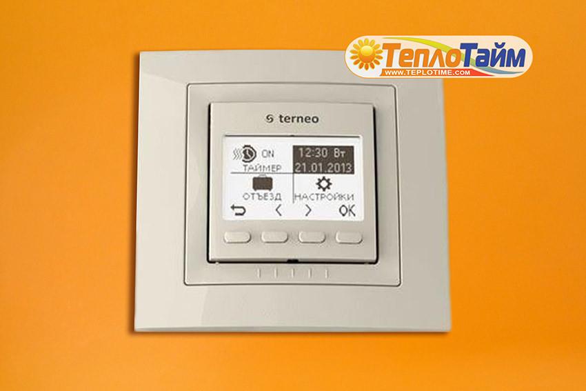 Терморегулятор terneo pro unic (програмований)  (eleph)