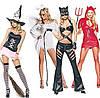 Как одеться на Хэллоуин: идеи костюмов.