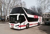 Разборка автобусов Neoplan