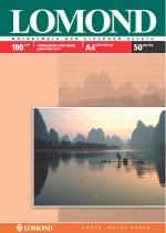 Фотобумага Lomond глянцевая / матовая ( формат А4 плотность 180 г/м2 двухсторонняя глянцево-матовая ) 50 листо