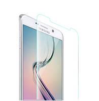 Противоударное защитное стекло на дисплей для Samsung S7