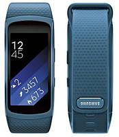 Фитнес-трекер Samsung Gear Fit2 BLUE (SM-R3600ZBASEK)