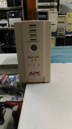 ИБП APC Back-ups CS 350VA, фото 2