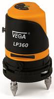 Лазерный нивелир построитель плоскостей  VEGA LP360