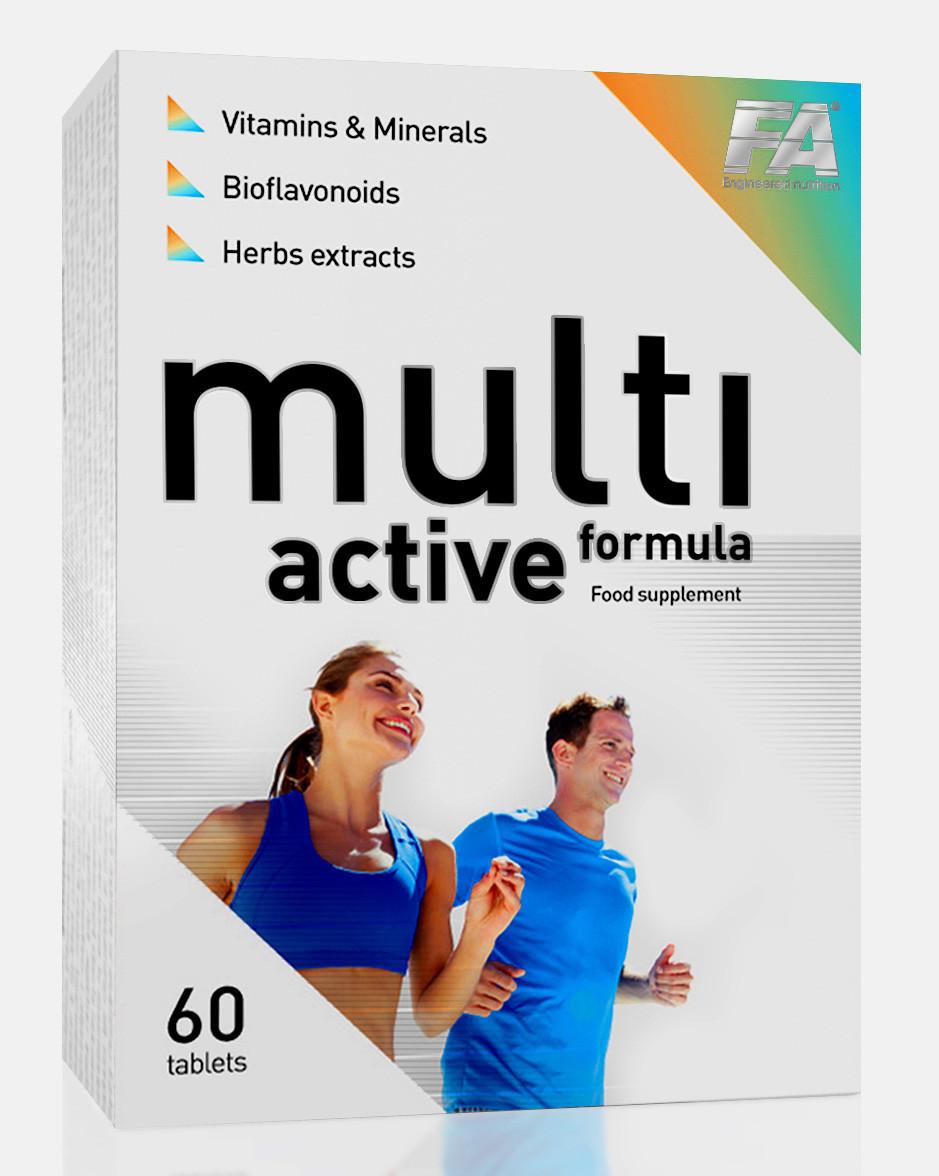 Multi Active Formula Fitness Authority 60 tab
