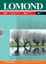 Фотобумага Lomond глянцевая / матовая ( формат А4 плотность 210 г/м2 двухсторонняя глянцево-матовая ) 25 листо