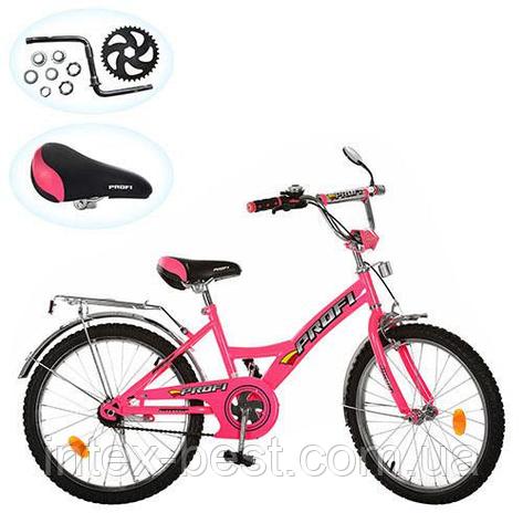 Велосипед Profi детский 20д. P 2034A, фото 2