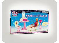 Мебель для кукол «Ванная» 1213