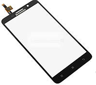 Сенсор (Touch screen) Lenovo A850+ black/white