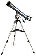 Телескоп Celestron AstroMaster 90 AZ, рефрактор