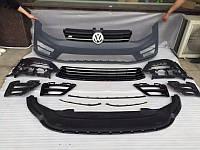 Передний бампер Volkswagen Golf 7 стиль R20