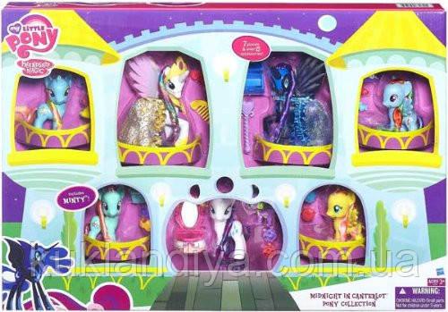 My Little Pony Полночь в Кантерлоте Эксклюзивный набор