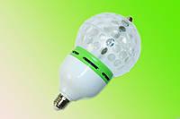 Светомузыкальная Лампа LED  под цоколь E-27