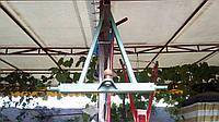 Переходник сцепное устройство легкового прицепа для трактора., фото 1