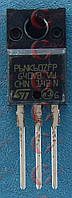MOSFET N-канал 600В 6А 1Ом ST STP6NK60ZFP TO220F