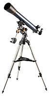 Телескоп Celestron AstroMaster 90 EQ, рефрактор