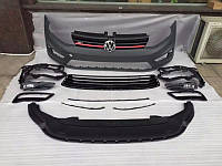 Передний бампер Volkswagen Golf 7 стиль R-line