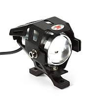 Противотуманный мото прожектор Cree U5 LED 1300LM 125W 2шт