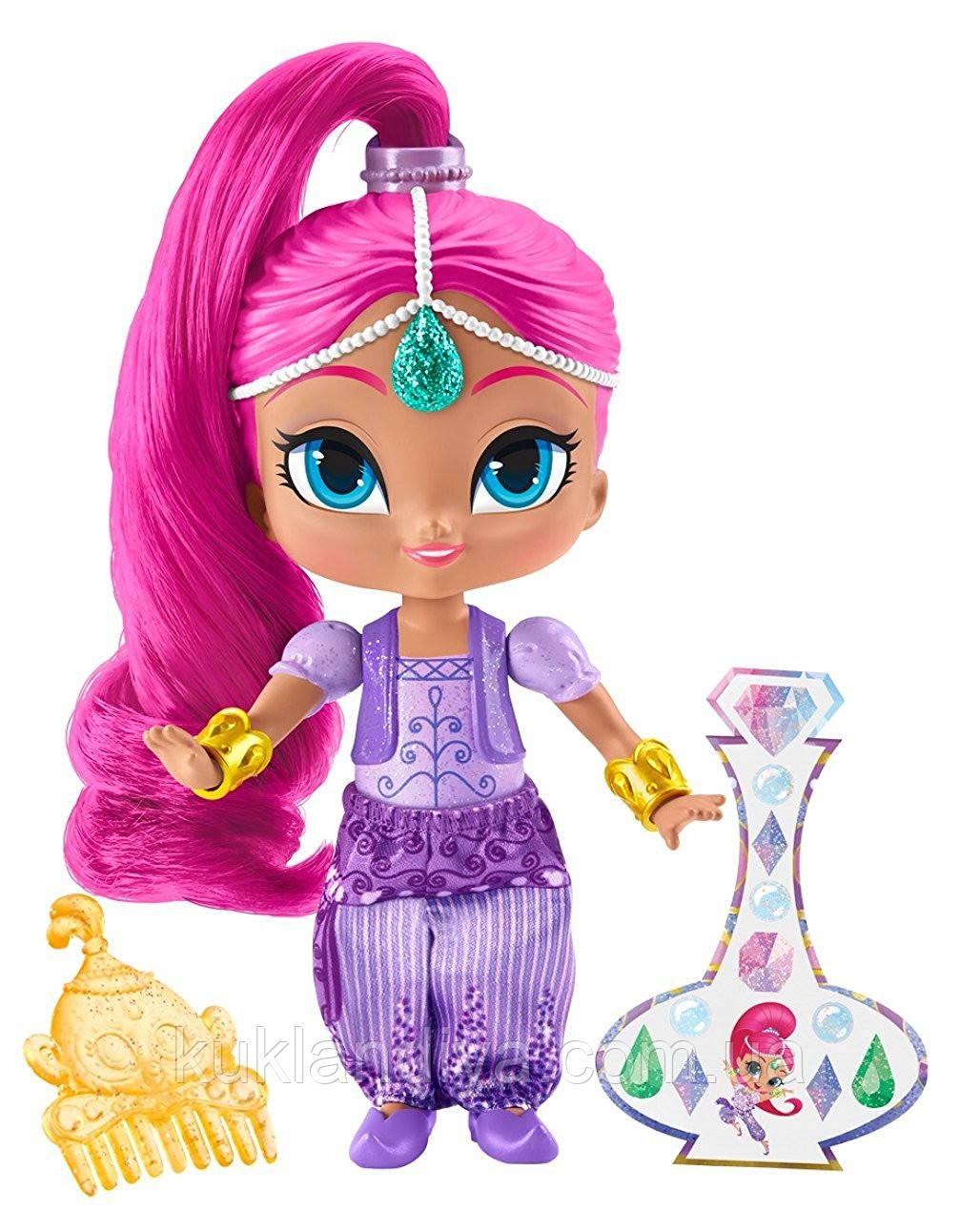 Кукла Шиммер - Shimmer and Shine Fisher-Price 15 см
