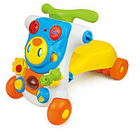 Детские Ходунки-каталка 2в1 Верхом на роботе Weina 2130