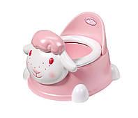 Горшок для куклы пупс Baby Annabell Беби Анабель интерактивный Овечка оригинал Zapf Creation 793763