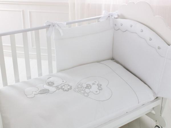 Постельный комплект Baby Expert PIUMOTTO MERAVIGLIA