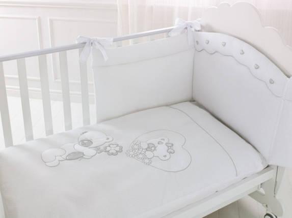 Постельный комплект Baby Expert PIUMOTTO MERAVIGLIA, фото 2