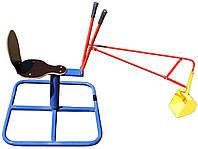 Экскаватор-игрушка Король песочницы