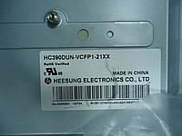 Матрица для телевизора LG 39LN540V (HC390DUN-VCFP1-21XX) без подсветки (стекло), фото 1