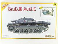 StuG.III Ausf.E 1/35 DRAGON 9106