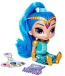 Кукла Шайн - Shimmer and Shine Fisher-Price 15 см, фото 4