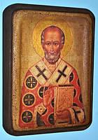 Икона Святой Николай Чудотворец для дома