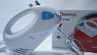 МИКСЕР РУЧНОЙ DOMOTEC DT-582 , миксер Домотек, товары для кухни, мелкая техника