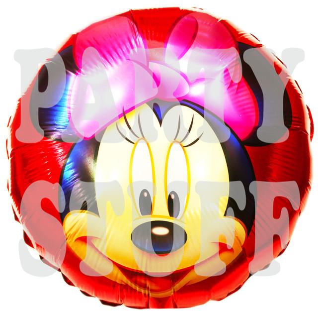 фольгированный шар Минни Маус