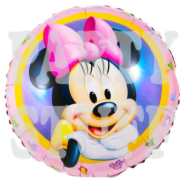 воздушный шарик Минни Маус