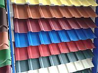 Профлист для крыши ПК-20, толщина 0,4