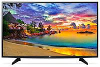 Телевизор LG 49LH590v (450Гц, Full HD, Smart TV, Triple XD Engine, Clear Voice, Virtual surround Plus, T2/S2)