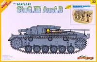 Sd.Kfz.142 StuG.III Ausf.B 1/35 DRAGON 9132