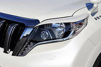 Накладки на передние фары JAOS Toyota Land Cruiser 150 Prado 2013+