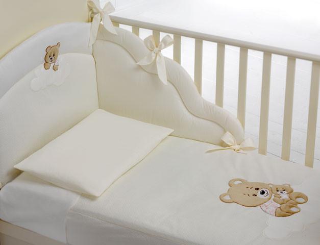 Постельный комплект Baby Expert PIUMOTTO ABBRACCI by TRUDI