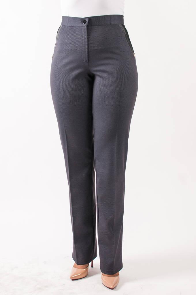 Женские брюки Нона серые
