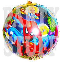 Фольгированный шар Спайдермен, 44 см