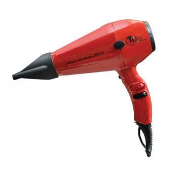 Фен для волос TICO Professional Ergo Stratos Red