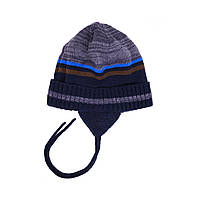 Зимняя шапка для мальчика Nano 265 TC F16. Размер 2/3Х -  7/12.